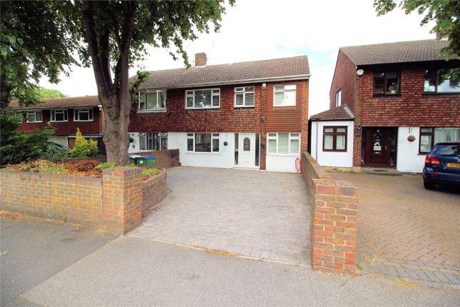 Thumbnail Semi-detached house for sale in Victoria Road, Erith, Kent