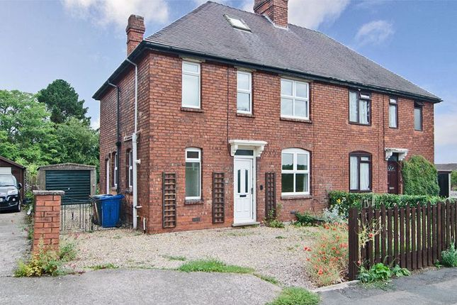 3 bed semi-detached house to rent in Greenfield Avenue, Armitage, Rugeley WS15