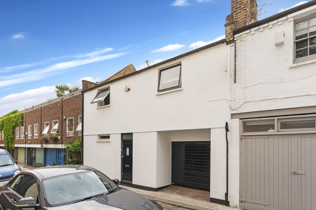 3 bed terraced house for sale in Camden Mews, London