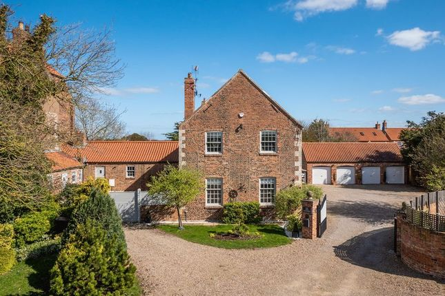 Thumbnail Country house for sale in Tockwith Road, Long Marston, York