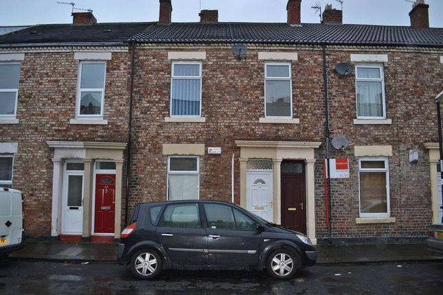 Thumbnail Flat to rent in Hopper Street, North Shields