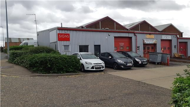 Thumbnail Industrial for sale in 18 Enterprise Court, Lakes Road, Braintree, Essex