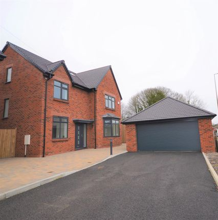 Thumbnail Detached house for sale in Plot 7, Water Tower Drive, Eccleston Park, Prescot