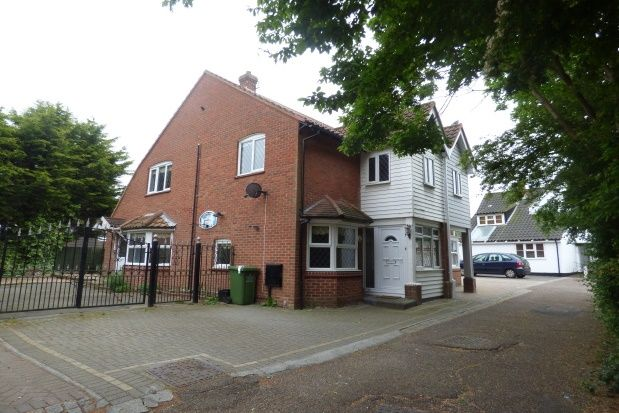 Thumbnail Property to rent in Crouch Street, Laindon, Basildon