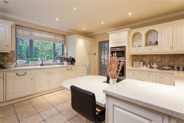 Thumbnail Detached house for sale in North Road, Glossop, Derbyshire