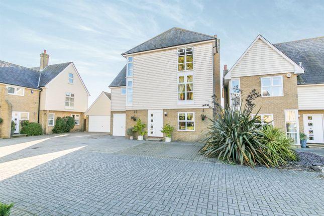 Thumbnail Detached house for sale in Saltcote Maltings, Heybridge, Maldon
