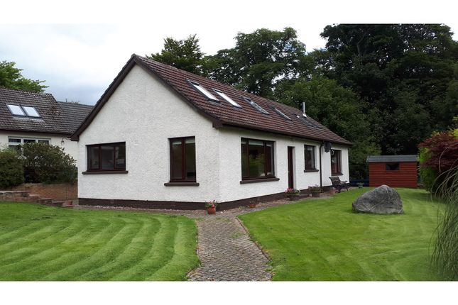 Thumbnail Detached house for sale in Ben Bhraggie Drive, Golspie