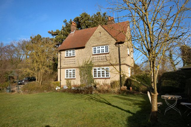 Thumbnail Detached house to rent in Hinton Way, Great Shelford, Cambridge, Cambridgeshire