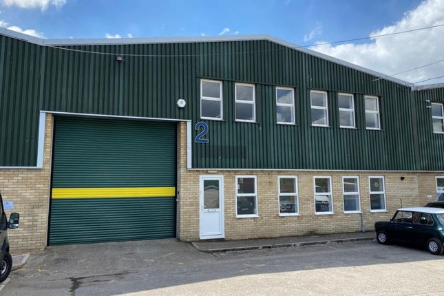 Thumbnail Industrial to let in Varlin Court, Western Industrial Estate, Caerphilly