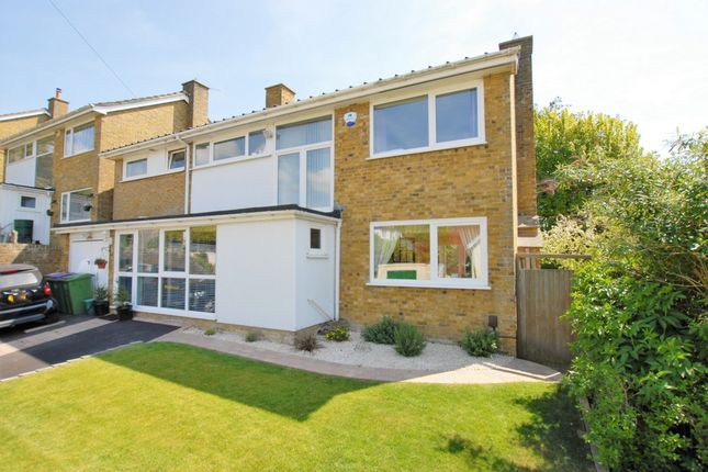 Thumbnail Detached house for sale in Lower Blackhouse Hill, Hythe
