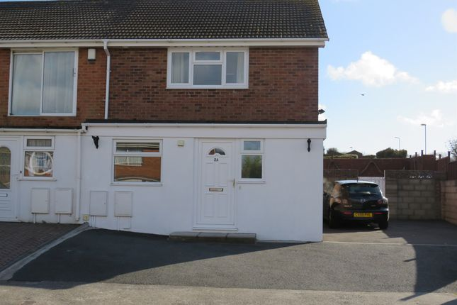 Thumbnail End terrace house for sale in Roselands Drive, Paignton