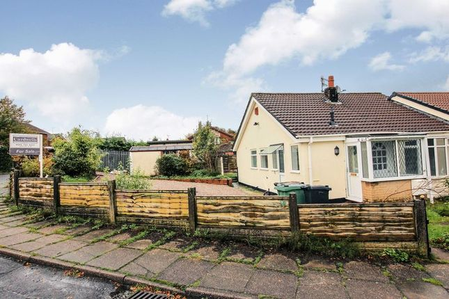 Thumbnail Semi-detached bungalow to rent in Croft Drive, Tottinton, Bury, No Upward Chain