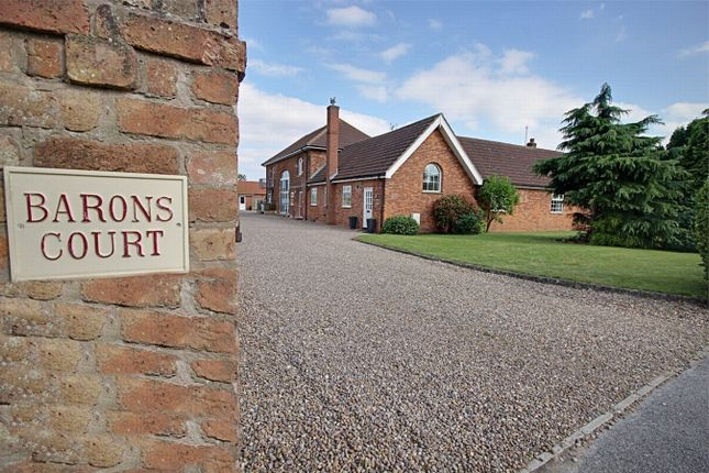 Thumbnail Barn conversion for sale in Barons Court, Retford Road, Boughton, Newark, Nottinghamshire