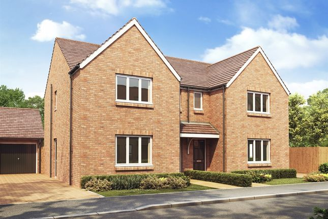 "Thumbnail End terrace house for sale in ""The Hatfield"" at Appleford Road, Sutton Courtenay, Abingdon"