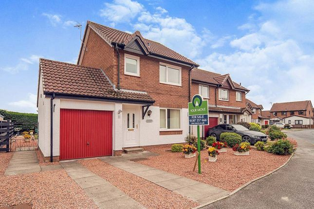 Thumbnail Detached house for sale in Anne Arundel Court, Heathhall, Dumfries