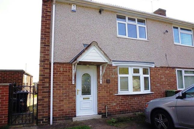 Thumbnail Semi-detached house to rent in Osmund Road, Eckington, Sheffield