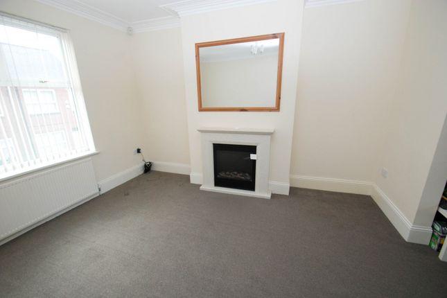 Lounge of Revesby Street, South Shields NE33