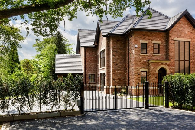 Thumbnail Detached house for sale in Butley Lanes, Prestbury, Macclesfield
