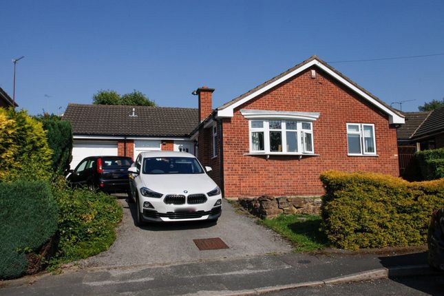 Thumbnail Bungalow to rent in Spinney Road, Ilkeston