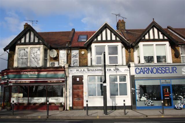 Thumbnail Flat for sale in London Road, Westcliff-On-Sea