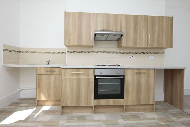 Kitchen of Flat 3 12 Warrior Gardens, St. Leonards-On-Sea, East Sussex. TN37