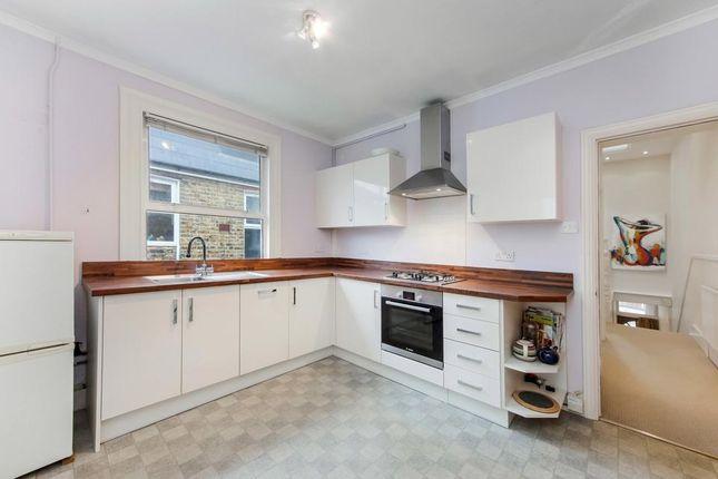 Kitchen of Glasford Street, London SW17
