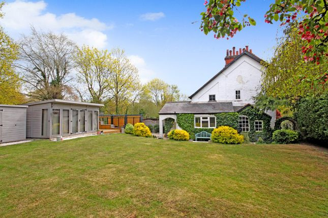 Thumbnail End terrace house for sale in Manor Cottages, Willian, Letchworth Garden City