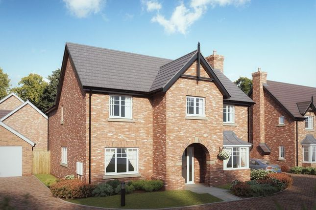 Thumbnail Detached house for sale in The Ashford, Chetwynd Mere, Off Chetwynd Road, Newport