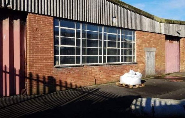 Thumbnail Light industrial for sale in 11 Ailsa Road, Glasgow