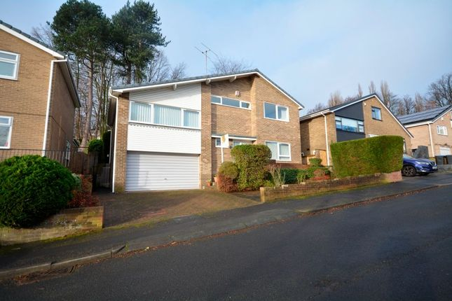 Thumbnail Detached house for sale in Woodlands, Chester Le Street