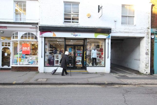 Thumbnail Retail premises to let in 110 West Street, Farnham