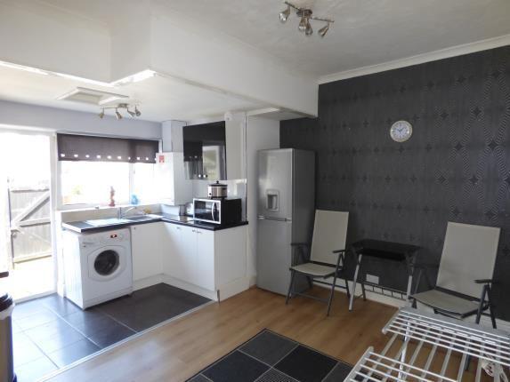 Dining Room of Stroyan Street, Burnley, Lancashire BB10
