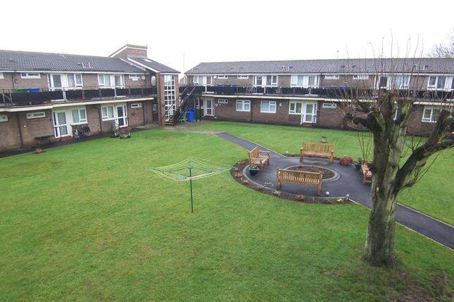 Thumbnail Flat to rent in Carew Court, Cramlington
