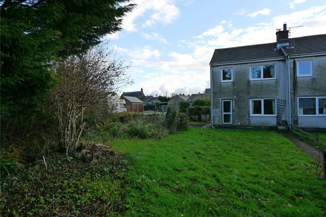 Thumbnail End terrace house for sale in 7 Meadow Close, Gosforth, Seascale, Cumbria