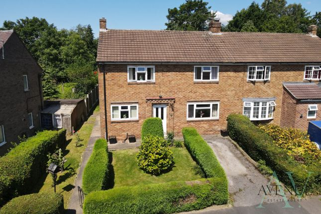 4 bed semi-detached house for sale in Barn Close, Quarndon DE22