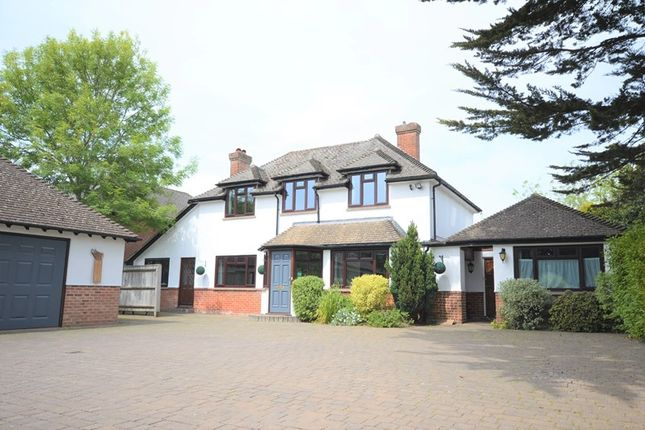 Thumbnail Detached house for sale in Milford Road, Lymington, Hampshire