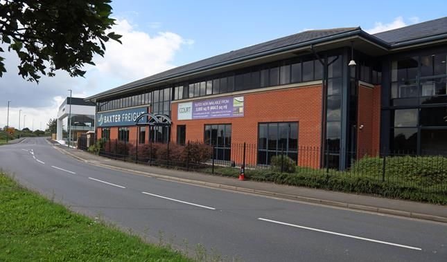 Thumbnail Office for sale in Abbott House, Abbeyfield Court, Nottingham