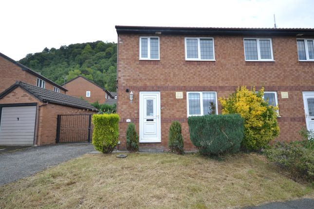 Thumbnail Semi-detached house for sale in Lon Y Mes, Abergele
