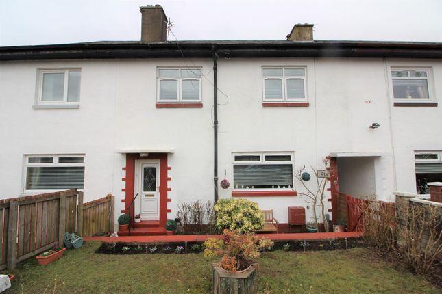 Thumbnail Terraced house for sale in Burnside Avenue, Port Glasgow