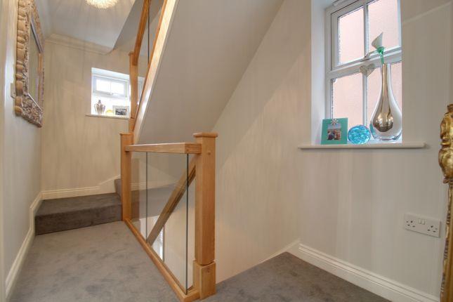 Staircase of Spinnaker Mews, Warsash, Southampton SO31