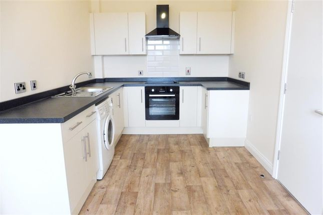 Thumbnail Flat to rent in Castle Way, Willington, Derby