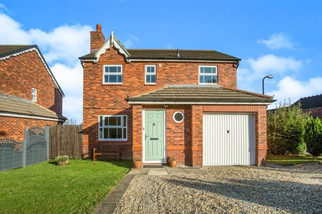 4 bed detached house for sale in Saltergate Drive, Harrogate, North Yorkshire, Harrogate