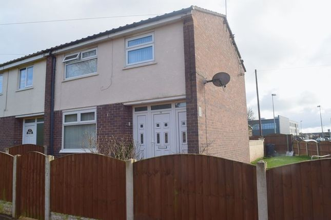 Thumbnail End terrace house for sale in Auckland Road, Blacon, Chester