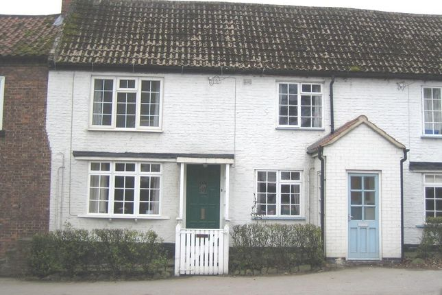 Thumbnail Cottage for sale in Church View, Ainderby Steeple, Northallerton