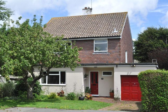 Thumbnail Detached house for sale in Warburton Close, Little Ratton, Eastbourne