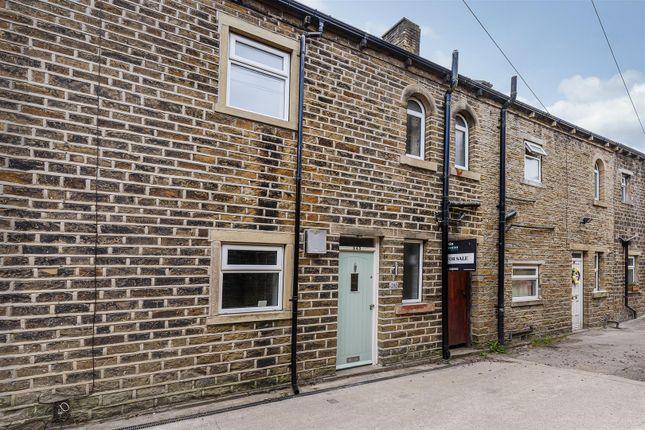 3 bed terraced house for sale in Longwood Road, Longwood, Huddersfield HD3
