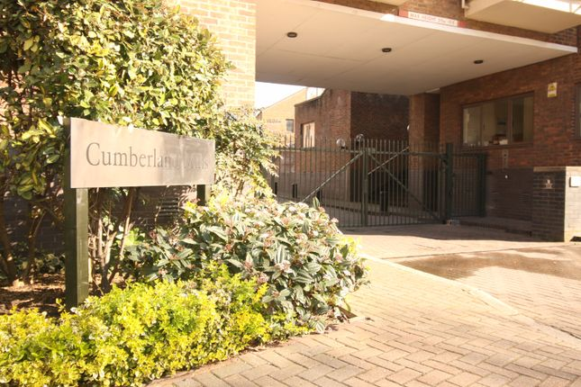 Thumbnail Flat to rent in Cumberland Mills, Saundersness Road, Isle Of Dogs