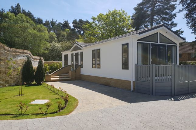 Thumbnail Bungalow for sale in Beacon Hill, Blandford Road North, Poole, Dorset