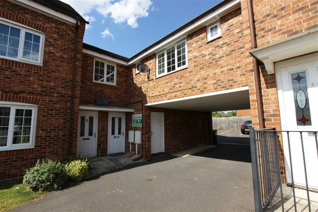 Thumbnail Flat to rent in Spinkhill View, Renishaw, Sheffield