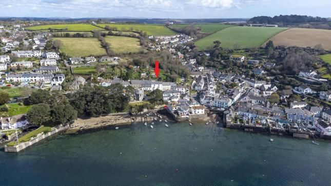 Thumbnail Terraced house for sale in Flushing, Falmouth, Cornwall
